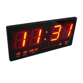 Hotai Min Watch นาฬิกาดิจิตอล รุ่น JH-4622-4 LED สีแดง