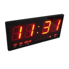 ซื้อ Hotai Min Watch นาฬิกาดิจิตอล รุ่น Jh 4622 4 Led สีแดง Hotai ออนไลน์