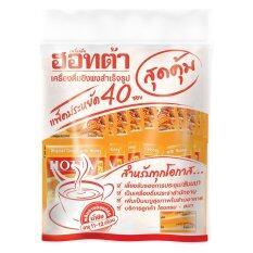 ราคา Hotta ฮอทต้า ขิงต้นตำรับผสมน้ำผึ้ง ขนาด 40 ซอง แพ็คประหยัด ใหม่ ถูก
