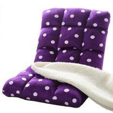 ซื้อ House Brandเก้าอี้ญี่ปุ่นปรับเอนได้6ระดับ ขนาด110 X 50 X 15ซม ลายPurple Dot ออนไลน์ ถูก