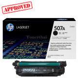 ส่วนลด Hp 507A Ce400A สีดำ ใช้กับเครื่องรุ่น Color Enterprise 500 M551N M551Dn M551Xh หมึกสีแท้ รับประกันศูนย์ Hp ใน กรุงเทพมหานคร