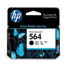 Hp 564 Cb316Wa Black ของแท้ 3070A 3520 5510 5520 6510 6520 7510 7520 B109 B209A B210A 4610 4620 Photosmart Premium Fax All In One C309A C3099 B110A C4102 ใหม่ล่าสุด
