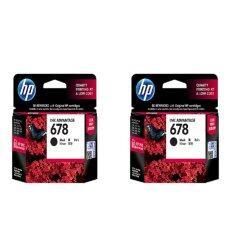 ซื้อ Hp 678 Ink Cartridge 2 ชิ้น สีดำ Hp Deskjet Ink Advantage 1015151015 1515 15182515 2545 2548 2645 2648 3515 3545 3548 4515 4518 4645 Hp