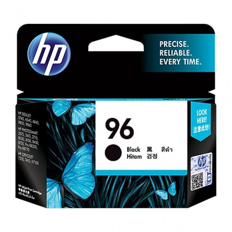 HP C8767WA NO.96 (BLACK)