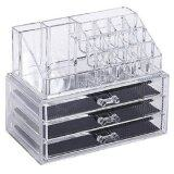 ขาย Hp Gift Shop Acrylic Cosmetic Organize รุ่น Sf 1304 Clear White ผู้ค้าส่ง