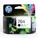 ซื้อ Hp หมึกพิมพ์ Hp 704 Bk สำหรับ Hp Deskjet Ink Advantage 2010 2060 ถูก กรุงเทพมหานคร