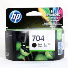 ราคา Hp หมึกพิมพ์ Hp 704 Bk สำหรับ Hp Deskjet Ink Advantage 2010 2060 ใน กรุงเทพมหานคร