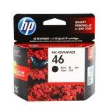 ซื้อ Hp Ink Jet 46 รุ่น Cz637Aa Black Hp Deskjet Ink Advantage 2020Hp 2029 2520Aio 2529 4729 ใหม่