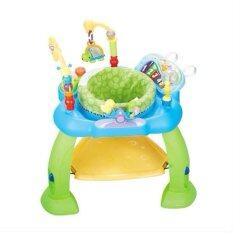ส่วนลด Huile Toys เก้าอี้กิจกรรม360 องศามีแผ่นรองยืน Baby Bounc Chair สีฟ้า กรุงเทพมหานคร