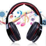 ส่วนลด หูฟังแบบครอบหู บลูทูธ ไร้สาย รุ่น Stn 16 Bluetooth Stereo Headset สีดำ Unbranded Generic ใน กรุงเทพมหานคร