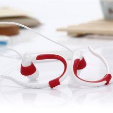 ส่วนลด หูฟังบลูทูธไร้สาย Bluetooth 4 1 สีขาว แดง Xcsource กรุงเทพมหานคร