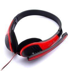 ขาย Nubwo หูฟังพร้อมไมค์ Gaming Headset Nubwo รุ่น No 003N สีแดง Nubwo เป็นต้นฉบับ