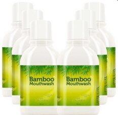 ส่วนลด สินค้า Hylife Bamboo Mouthwash น้ำยาบ้วนปาก ขจัดคราบหินปูน ชา กาแฟ 300 Ml 6ขวด