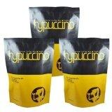 ทบทวน ที่สุด Hylife Hypuccino Instant Coffee Mix ไฮปูชิโน่ กาแฟรสคาปูชิโน่ 10 ซอง 3กล่อง