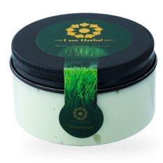 ราคา I Am Herbal Body Butter Cream Wheatgrass โลชั่นครีมบัตเตอร์ต้นอ่อนข้าวสาลี 100 G เขียว I Am Herbal กรุงเทพมหานคร