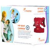 ขาย I Mama เป้อุ้มเด็ก เป้สะพายเด็ก เป้เพื่อสุขภาพ สีแดง I Mama Hip Seat Carrier Maroon I Mama ออนไลน์