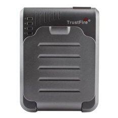 Ibettalet Trustfire Tr 003P4 Battery Charger สีดำ ใหม่ล่าสุด