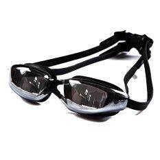 ขาย Ideecraft แว่นตาว่ายน้ำ ดี สวย เท่ห์ Swimming Glasses Anti Fog Yuke ดำ Black ถูก ใน ไทย