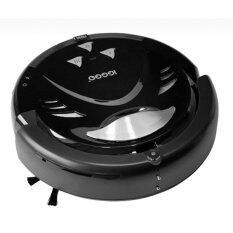 โปรโมชั่น Iggoo Niche Vacuum Cleaning Robot Virtual Wall Black