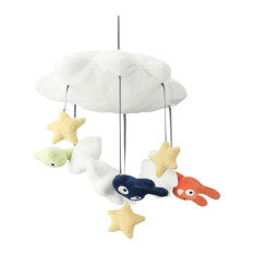 ขาย Ikea ฮิมเมลส์ค โมบาย หลากสี 3 สหายบนเมฆและหมู่ดาว สำหรับเด็กทารก แรกเกิด Ikea