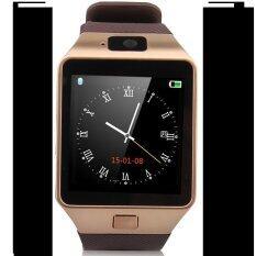 ซื้อ Imax นาฬิกาโทรศัพท์ Smart Watch รุ่น Dz09 Phone Watch Gold