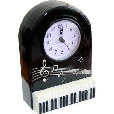 ซื้อ Imusic Extra โมเดล เปียโน พร้อมนาฬกาในตัว รูปทรงสูง สีดำ Imusic Extra
