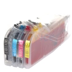 INKTANK FOR BROTHER LC 40,73,77,MFC-J5910DW + หมึก (Planet)
