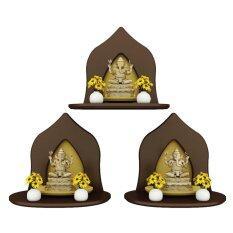 ราคา Innolife หิ้งพระหมู่ 1 Mini Buddha Shelf รุ่น S3 H Br7106 Es เซต 3ชิ้น สีเอสเพรสโซ่ กรุงเทพมหานคร