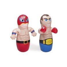 ขาย Intex ตุ๊กตาล้มลุกเป่าลม 3 D Bop Bags Boxing Set รุ่น 44672 2ตัว ถูก Thailand