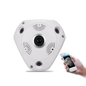 IP Camera 360 Degree VRCam Panorama Wifiกล้องวงจรปิดผ่านอินเตอร์เน็ตบันทึกภาพ 360 องศา