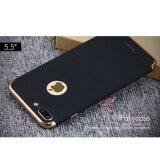 ราคา Ipaky Back Case Metal 3In1 For Iphone 7 Plus สีดำ ที่สุด