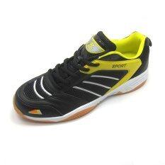 ขาย Iq Sport รองเท้าแบดมินตัน ชาย รุ่น Mx2183 Yellow กรุงเทพมหานคร