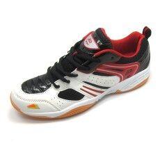 ซื้อ Iq Sport รองเท้าแบดมินตัน ชาย รุ่น Mx2184 Red Iq Sport