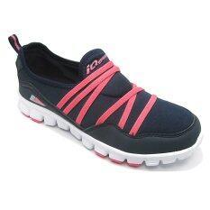 ขาย Iq Sport รองเท้ากีฬา ผู้หญิง รุ่น D9 Rne2003 Navy กรุงเทพมหานคร ถูก