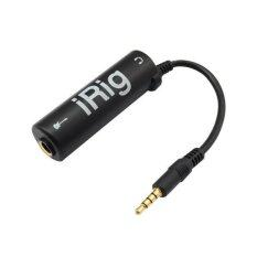 ส่วนลด Irig Guitar Effect Tone On Your Iphone No Box Irig Thailand