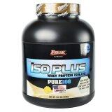 Isoplus Whey Protien Isolate Pure100 5 Lbs เป็นต้นฉบับ