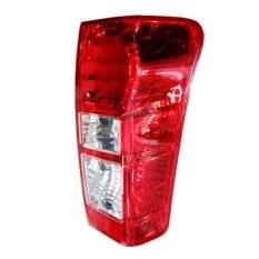 ราคา Isuzu Propart เสื้อไฟท้าย Led เเดง D Max All New 2012 ตราเพชร Rh Isuzu ไทย
