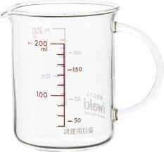 ส่วนลด สินค้า Iwaki แก้วตวงแบบมีมือจับโบโรซิลิเกท 500 มิลลิลิตร
