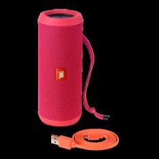 ราคา Jbl Flip3 Bluetooth Speaker Pink ฟรี Carrying Soft Case ราคาถูกที่สุด