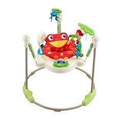 ซื้อ Jeab Toys Baby Walker Rain Forest Jumperoo สีเขียว ขาว ออนไลน์ ไทย