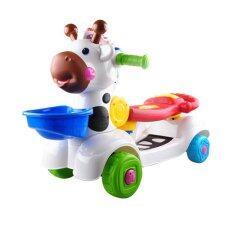 ขาย Jeab Toys รถDeer 3 In 1รุ่นใหม่เพิ่มปรับหนืด สีขาว Unbranded Generic ผู้ค้าส่ง