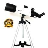 ขาย ซื้อ ออนไลน์ Jiehe กล้องดูดาว 500 X 80 สีขาว