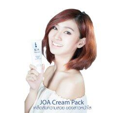 JOA Cream Pack Facial Scrub ครีมมาร์คหน้าสุดฮิต