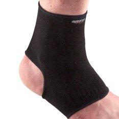 ทบทวน Jookkajoom ที่รัดข้อเท้า ช่วยพยุงข้อเท้าแบบสวม ป้องกันอาการบาดเจ็บจากการเล่นกีฬา รุ่น Soft 100 สีดำ 1 ข้าง Size1 White