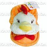 ซื้อ Juju หมวกรูปแม่ไก่ สีส้ม ถูก