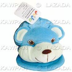 ทบทวน Juju หมวกรูปลูกหมี สีฟ้า Juju