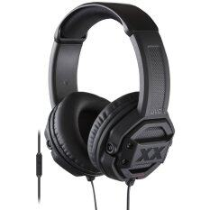 JVC หูฟัง Over-Ear พร้อม Mic รุ่น HA-MR60X (Black) ประกันศูนย์ไทย