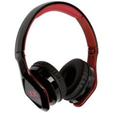 JVC หูฟัง over-ear พร้อม mic รุ่น HA-SR100X (Black) ประกันศูนย์ไทย