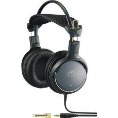 JVC หูฟังเเบบครอบหู รุ่น HA-RX700 (Black) ประกันศูนย์ไทย