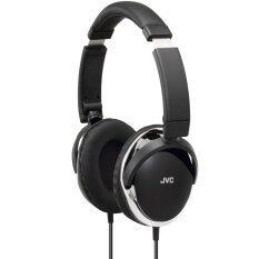 JVC หูฟังครอบหูเเบบพับได้ รุ่น HA-S660 (Black) ประกันศูนย์ไทย